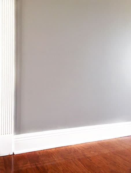 Painted Baseboards, DIY, DIY Painting, Painting, Home Projects, Baseboards