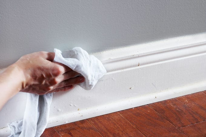 Painting Baseboards Like a Pro, Paint, Painting, DIY Painting, DIY, Home Projects, Baseboards