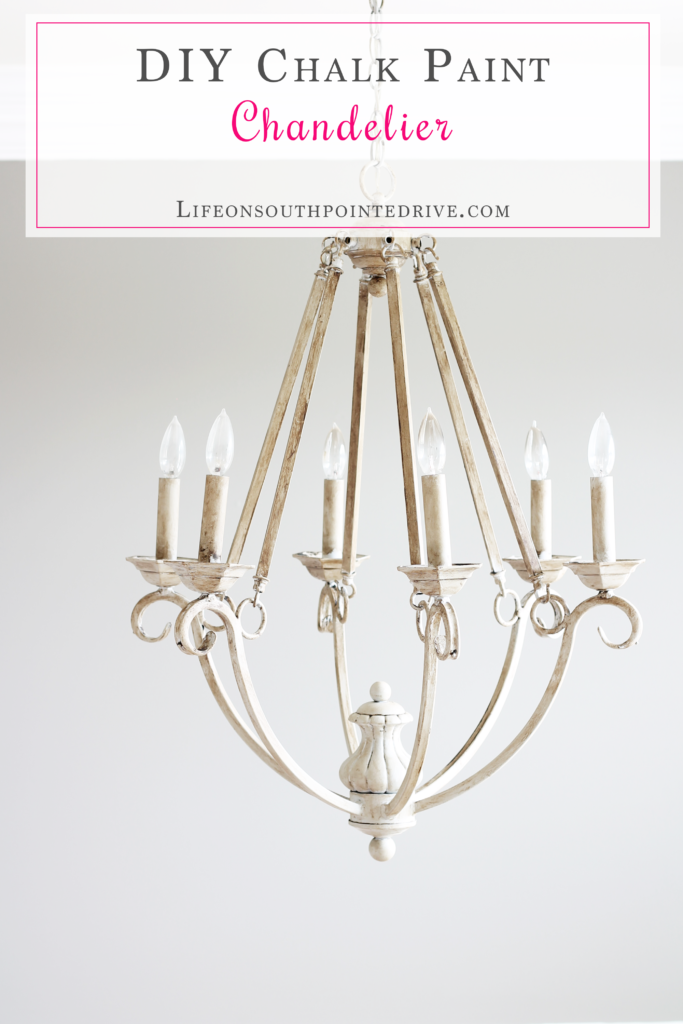DIY Chalk Paint Chandelier, Chalk Paint, Annie Sloan Chalk Paint, DIY, DIY Chalk Paint, Annie Sloan DIY, Chandelier, DIY Chandelier