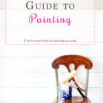 The Beginner's Guide to Painting {8 Small Home Projects That Make a Huge Impact, Week 1)