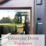 Updating Door Hardware {8 Small Home Projects that Make a Huge Impact, Week 3}