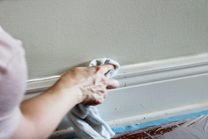 Painting Baseboards, Paint, Painting, DIY, DIY Painting, Home Projects, Baseboards, Caulking