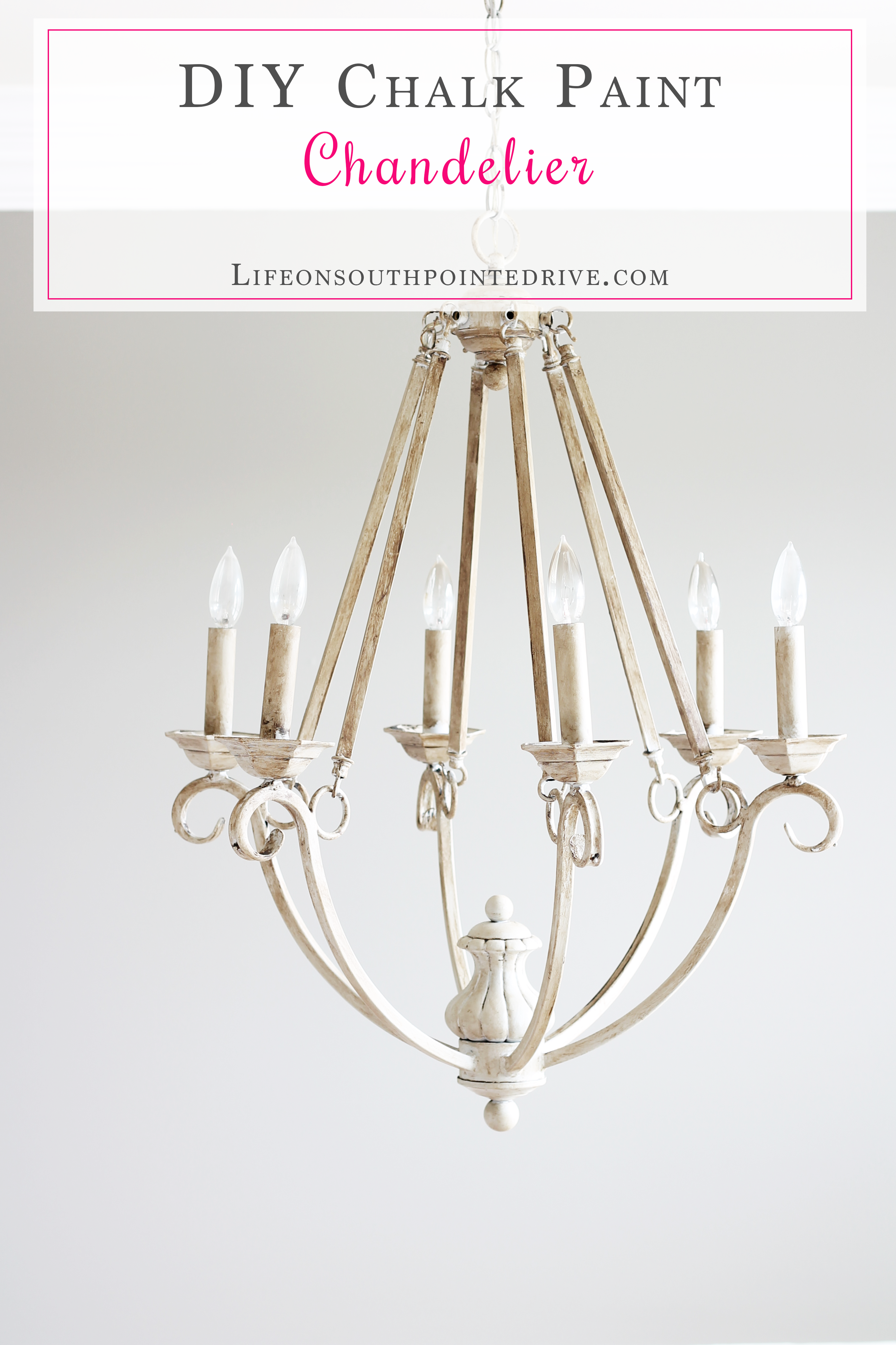 Diy chalk paint chandelier life on southpointe drive diy chalk paint chandelier chalk paint annie sloan chalk paint diy diy arubaitofo Choice Image