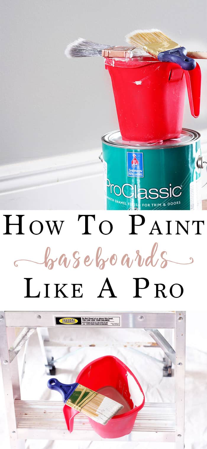 How-to-Paint-Baseboards-LIke-a-Pro, painting baseboards, baseboard painting tips, painting tips