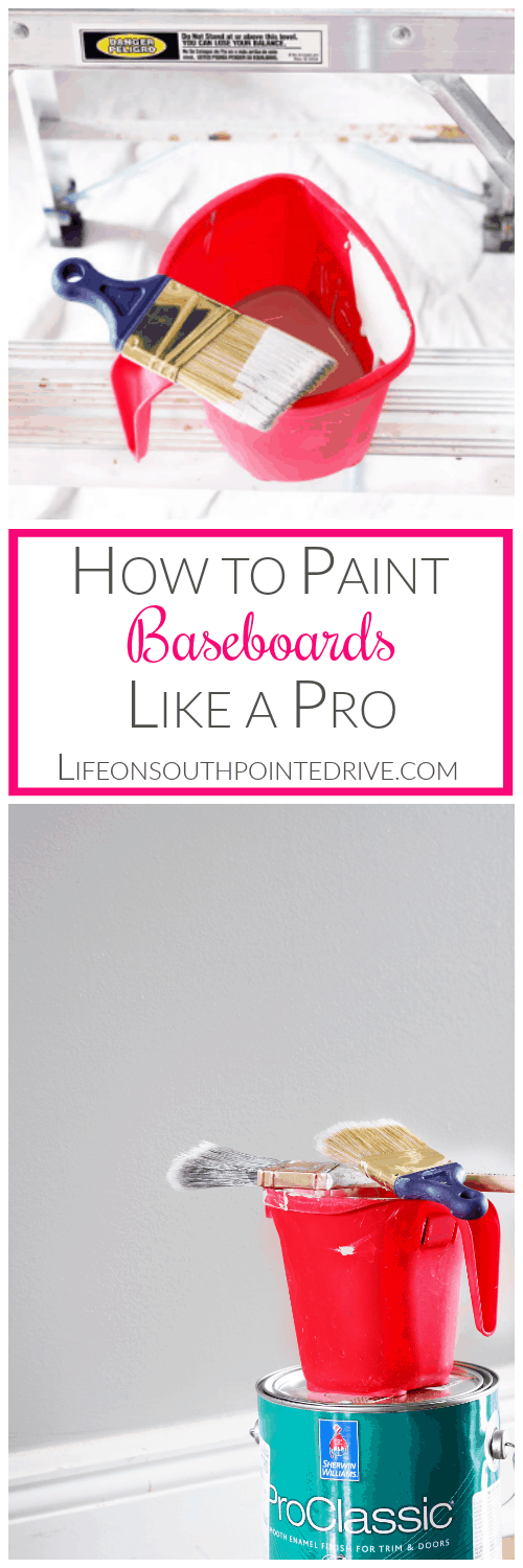 Home DIY - How to Paint Baseboards Like a Pro, Painting Baseboards, Paint Like a Pro, Painting Tips, Painting Baseboards, Painting Baseboards Tips