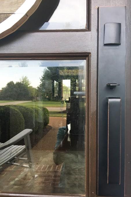 Updating door hardware, updated door hardware, new door hardware, door hardware, sure-loc