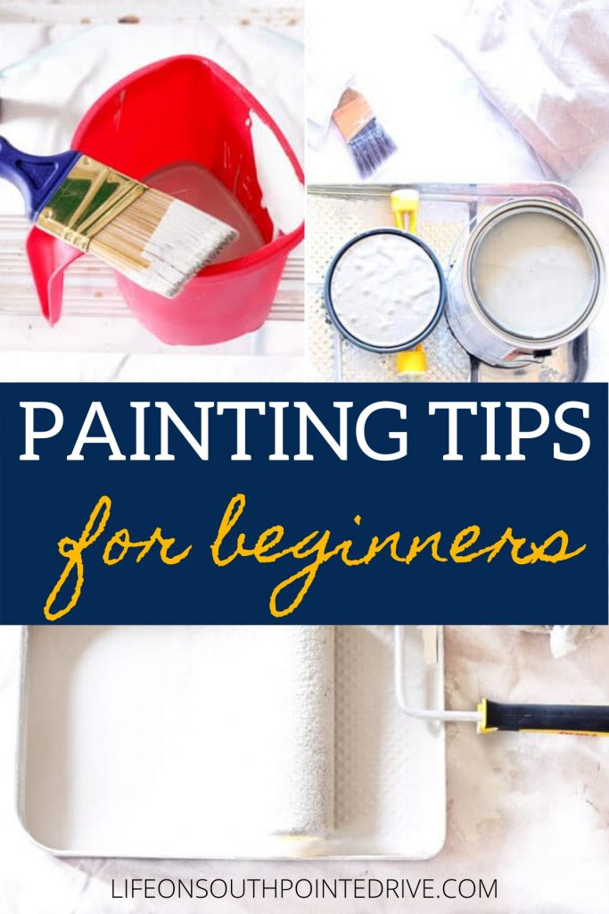 Painting Tips for Beginners