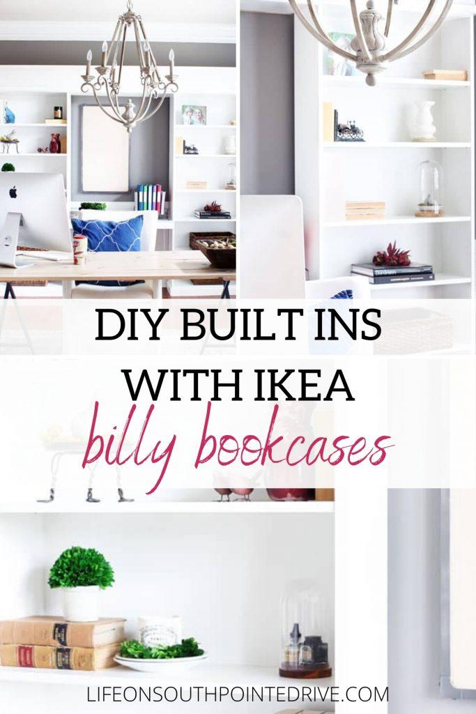 DIY Built Ins