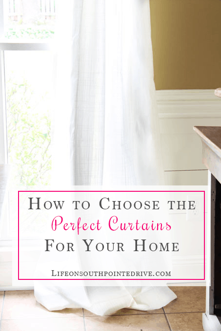 Home - How to Choose the Perfect Curtains for Your Home, how to choose the perfect curtains, curtains for your home, choosing curtains, curtains for your space, curtains