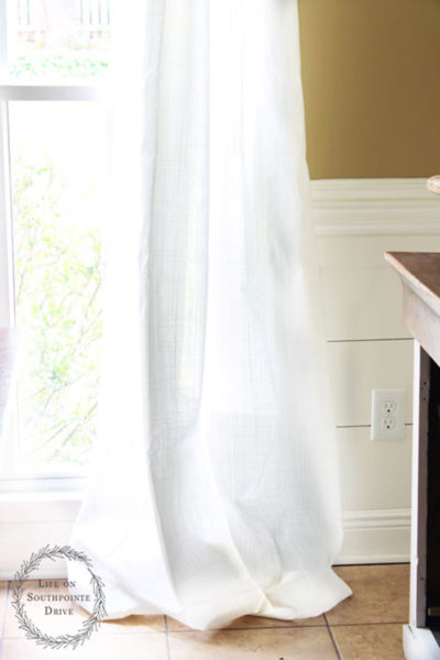 Home - How to Choose the Perfect Curtains for Your Home, how to hang curtains, tips on hanging curtains, hanging curtains correctly, hanging window treatments, hanging window treatments tips, curtain hanging tips