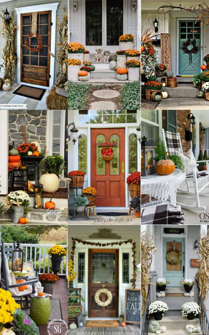 15 Fall Porch Decor Ideas Life On Southpointe Drive