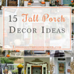 15 Fall Porch Decor Ideas
