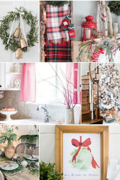 8 Christmas Decor Trends 2017, christmas decor, christmas trends, holiday decor, holiday decor trends