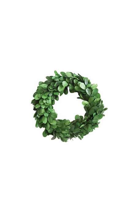 Boxwood Wreath, farmhouse decor gift guide