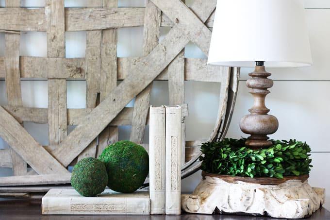 Farmhouse Decor Books DIY
