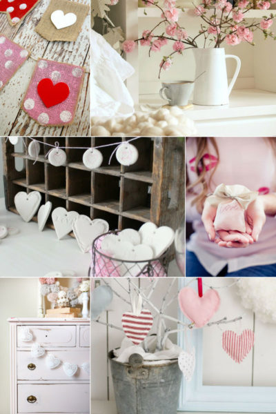 15 Beautiful DIY Valentine's Day Projects