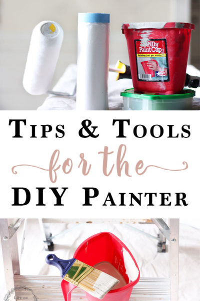 Tips and Tools for the DIY Painter