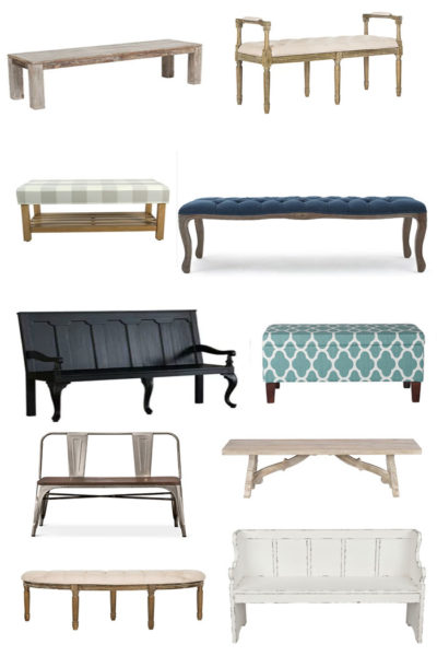 Where to Buy Affordable Benches