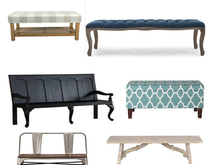 Where to Find Farmhouse Benches, affordable decor for the home, affordable home decor, farmhouse benches, entryway benches, affordable decor ideas, farmhouse decor, affordable farmhouse decor #affordabledecor #farmhousestyle