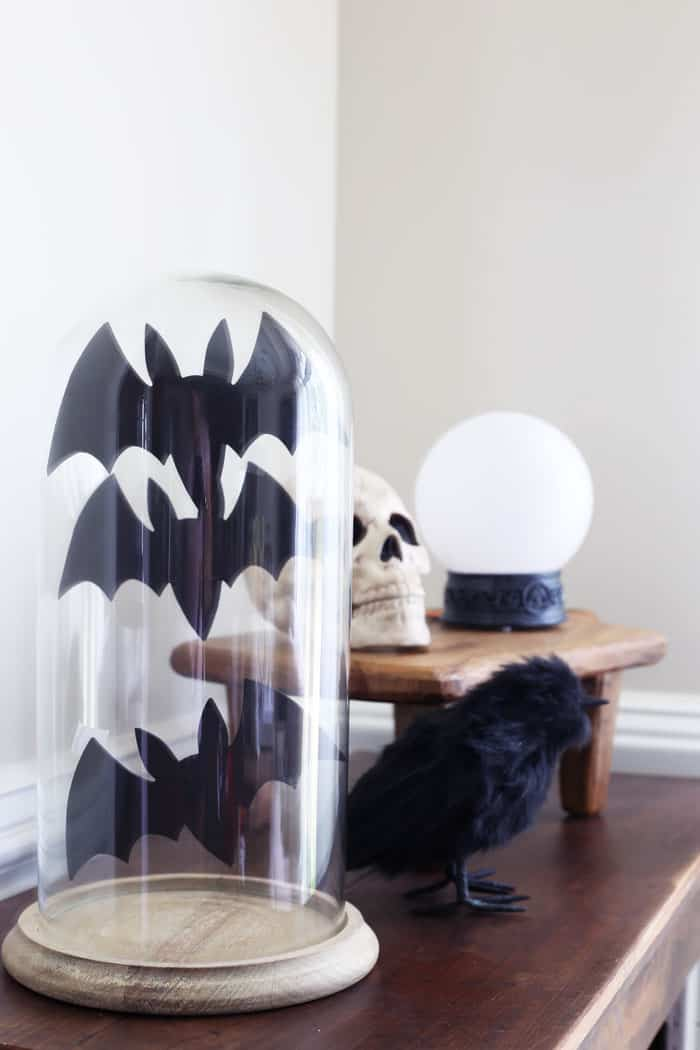 Halloween Decorating - Halloween Decor - Simple Halloween Bats