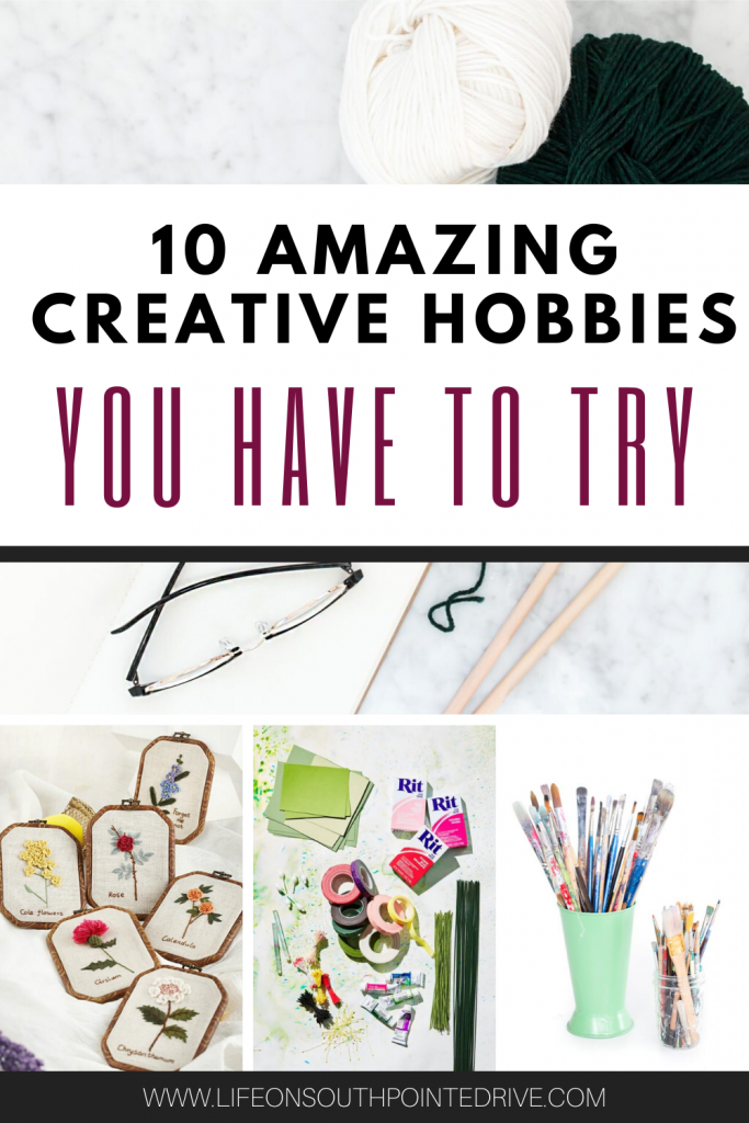 Hobbies You Have to Try