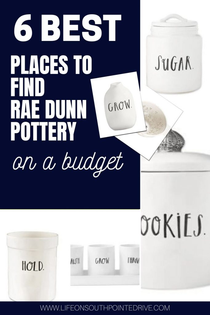 Places to Find Rae Dunn