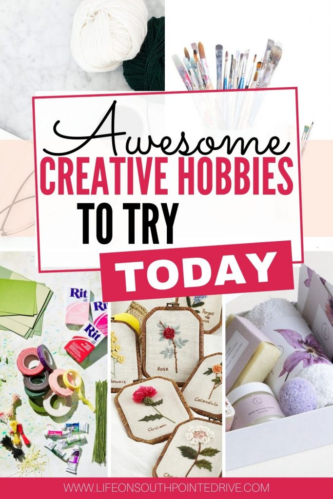 Creative Hobbies