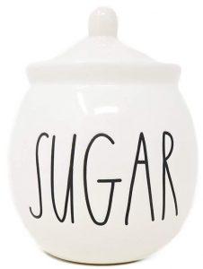 Rae Dunn Sugar Bowl