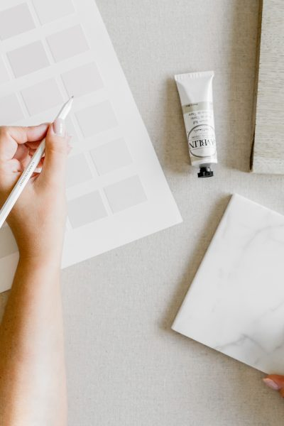 Choosing White Paint Colors