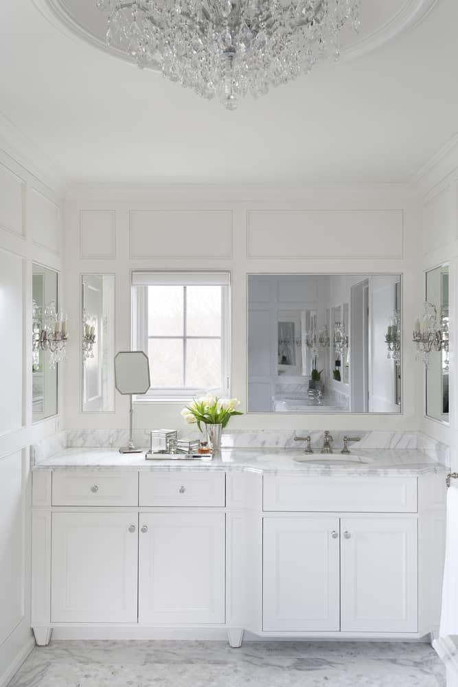 White Dove Bathroom