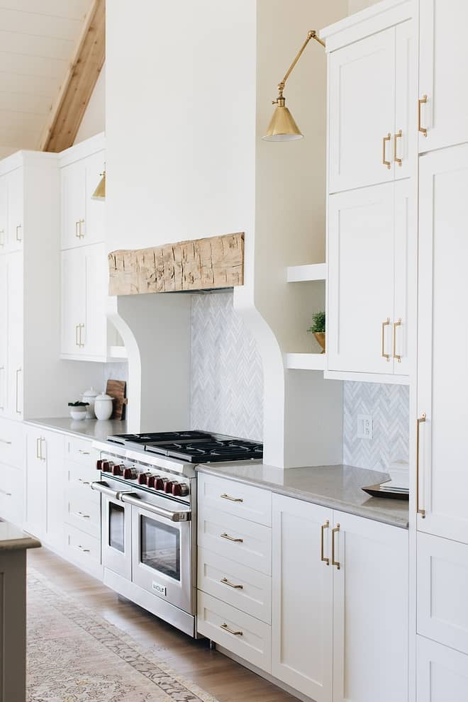 Kitchen Cabinets Painted Simply White